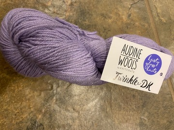 Looking For: Audine Wools Twinkle DK in Knit Yorker