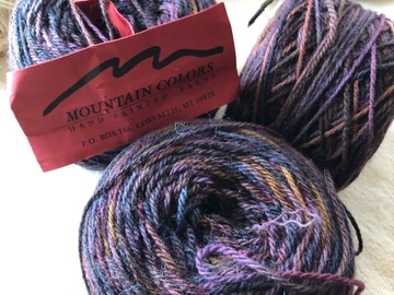 Selling: Mountain Colors wool