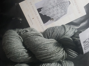 Swap/Trade: Audine wools TURTLEDOVE (knitcrate Jan)