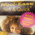 Selling: Wool Ease Thick & Quick