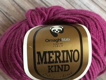 Selling: Ornaghifilati Merino Kind