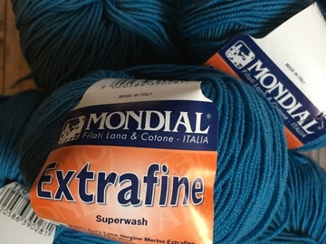 Selling: Mondial Extrafine Superwash