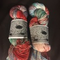 Selling: Hand dyeing skein