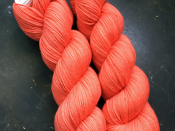 Selling: Two skeins Miss Babs Yummy 3-Ply, Gloriosa