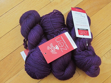 Selling: Zen Serenity Worsted