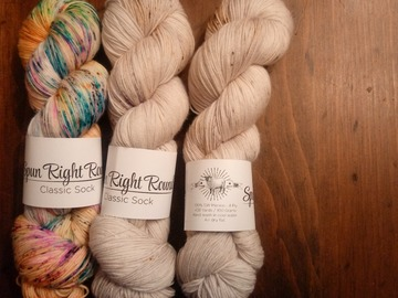 Selling: Spun Right Round Classic Sock